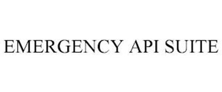 EMERGENCY API SUITE