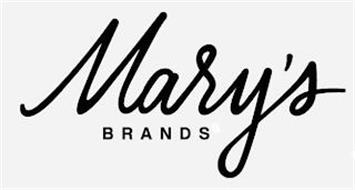 MARY'S BRANDS