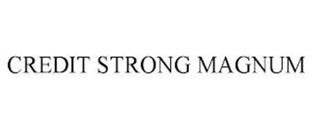 CREDIT STRONG MAGNUM