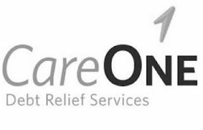 1 CAREONE DEBT RELIEF SERVICES