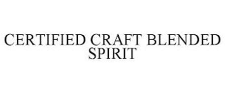 CERTIFIED CRAFT BLENDED SPIRIT