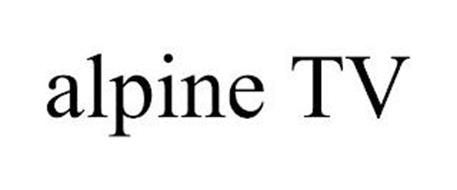 ALPINE TV