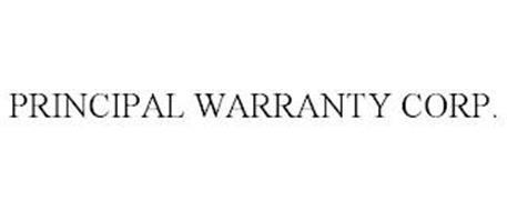 PRINCIPAL WARRANTY CORP.