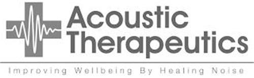 ACOUSTIC THERAPEUTICS IMPROVING WELLBEING BY HEALING NOISE
