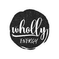 WHOLLY ENERGY