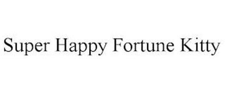 SUPER HAPPY FORTUNE KITTY