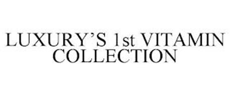 LUXURY'S 1ST VITAMIN COLLECTION