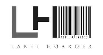 LH LABEL HOARDER 738110 156912