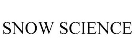SNOW SCIENCE