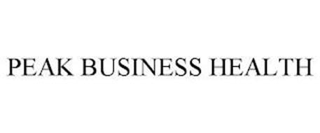PEAK BUSINESS HEALTH