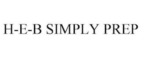 H-E-B SIMPLY PREP