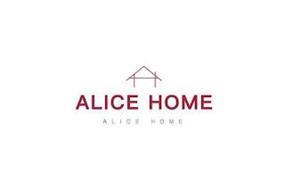 ALICE HOME ALICE HOME