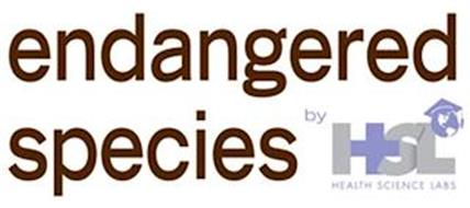 ENDANGERED SPECIES BY HSL HEALTH SCIENCE LABS
