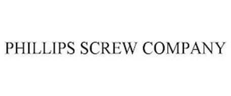 PHILLIPS SCREW COMPANY