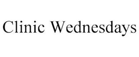 CLINIC WEDNESDAYS