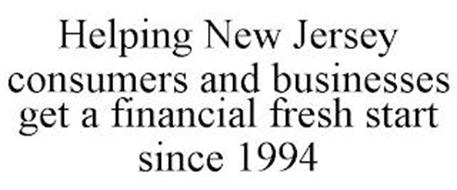 HELPING NEW JERSEY CONSUMERS AND BUSINESSES GET A FINANCIAL FRESH START SINCE 1994
