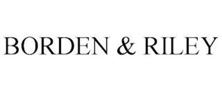 BORDEN & RILEY