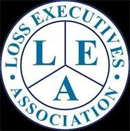 ·LOSS EXECUTIVES· ASSOIATION LEA