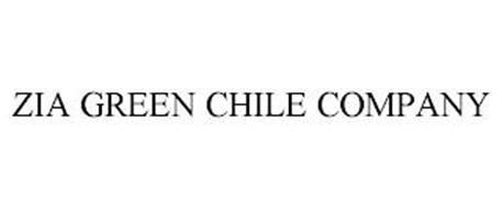 ZIA GREEN CHILE COMPANY
