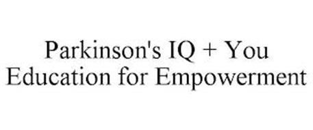 PARKINSON'S IQ + YOU EDUCATION FOR EMPOWERMENT