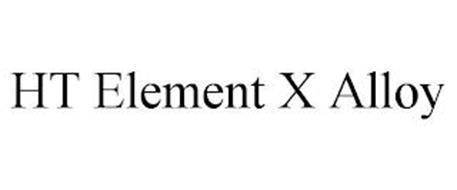 HT ELEMENT X ALLOY