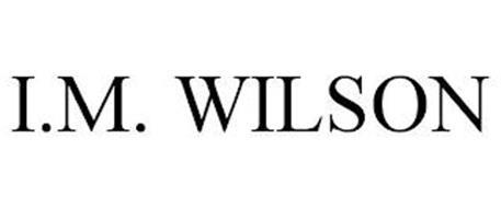 I.M. WILSON