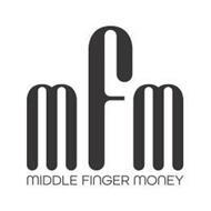 MFM MIDDLE FINGER MONEY