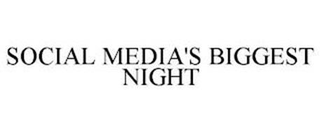 SOCIAL MEDIA'S BIGGEST NIGHT