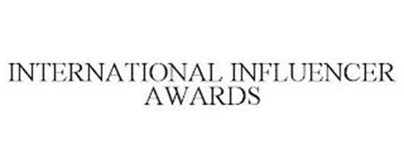 INTERNATIONAL INFLUENCER AWARDS