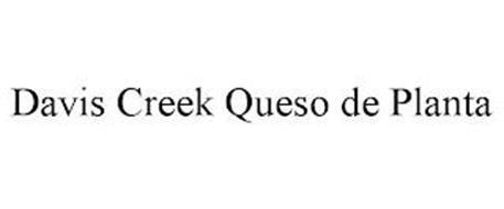 DAVIS CREEK QUESO DE PLANTA