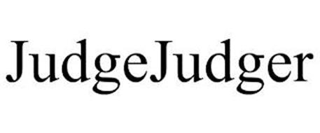 JUDGEJUDGER