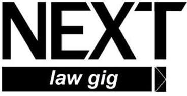 NEXT LAW GIG