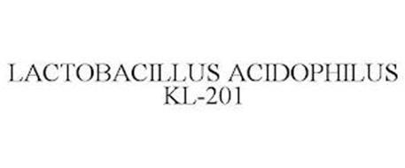 LACTOBACILLUS ACIDOPHILUS KL-201