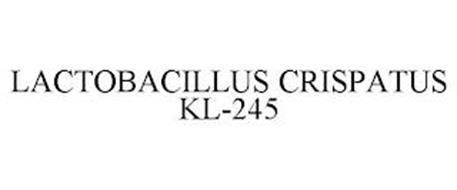 LACTOBACILLUS CRISPATUS KL-245