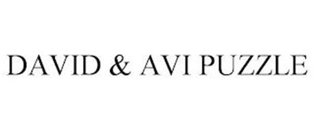DAVID & AVI PUZZLE
