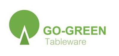 GO-GREEN TABLEWARE