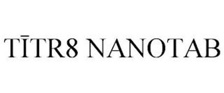 TITR8 NANOTAB