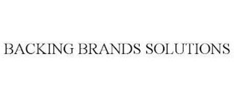 BACKING BRANDS SOLUTIONS
