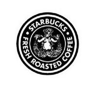 STARBUCKS FRESH ROASTED COFFEE