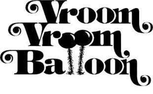 VROOM VROOM BALLOON