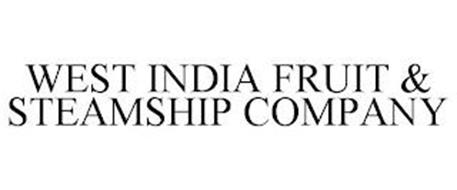 WEST INDIA FRUIT & STEAMSHIP COMPANY