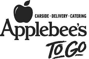 APPLEBEE'S TO GO CARSIDE DELIVERY CATERING