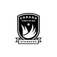 CORADA CERTIFIED STANDARD