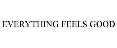 EVERYTHING FEELS GOOD