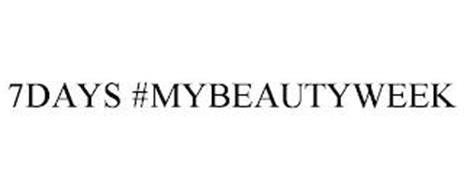 7DAYS #MYBEAUTYWEEK