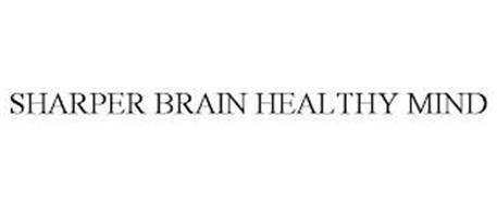 SHARPER BRAIN HEALTHY MIND