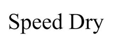 SPEED DRY