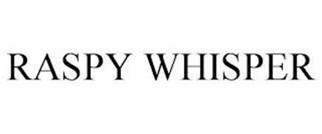 RASPY WHISPER