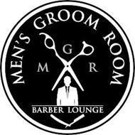 MGR MEN'S GROOM ROOM BARBER LOUNGE