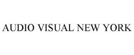 AUDIO VISUAL NEW YORK